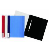 Schnellhefter Duralux 2681 A4+ überbreit schwarz PVC Kunststoff kaufmännische Heftung bis 200 Blatt
