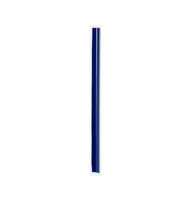 Klemmschiene 13mm Schenkellänge dunkelblau A4 Füllhöhe 3mm