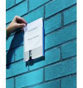 Info Sign refill f.Schild 4804 weiß 10 Bögen 10 St