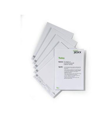 Info Sign refill f.4806+4807 weiß auf Bogen 10 St