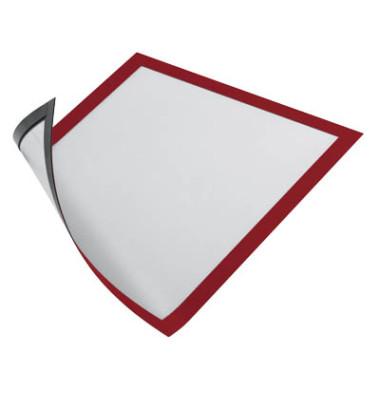 Magnetrahmen A4 rot A4 5 St