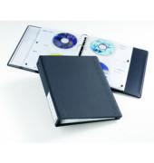 CD-Ringbuch CD/DVD INDEX 40 anthrazit 270x65x315mm für 40CDs