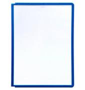 Sichttafel SHERPA A4 dunkelblauer Rahmen