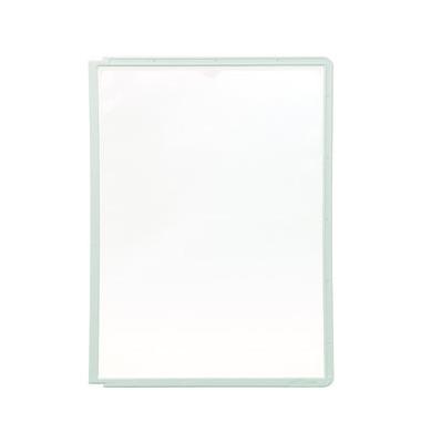 Sichttafel SHERPA A4 grauer Rahmen