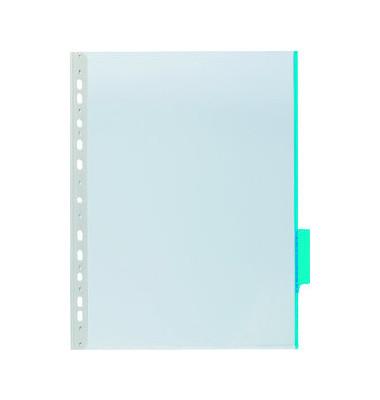 Sichttafel FUNCTION A4 Tabe blau mit Universallochung