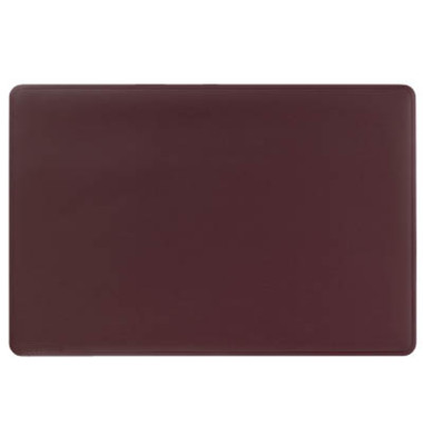 Schreibunterlage 7103-03 rot 65x52cm Kunststoff