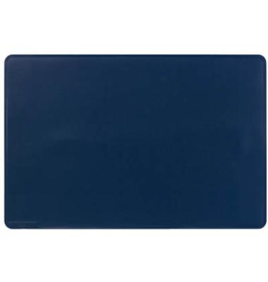 Schreibunterlage 7103-07 dunkelblau 65x52cm Kunststoff