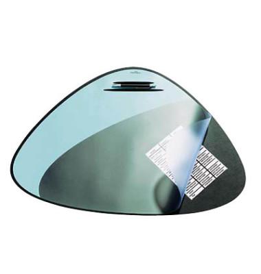 Schreibunterlage Vegas 7208-01 schwarz mit Stiftablage 69x51cm Kunststoff