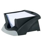 Zettelbox VEGAS 153 x 70 x 116mm schwarz Inhalt 90 x 90mm weiß 500 Blatt