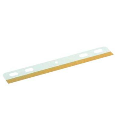 Abheftstreifen Filefix 8062-19, 25x145mm, selbstklebend, Kunststoff, transparent, 25 Stück