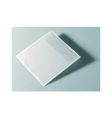 Taschen selbstklebend Pocketfix CD/DVD transp. 10 St
