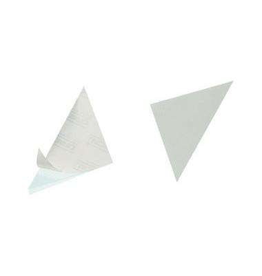 Dreiecktaschen sk Cornerfix transp. 125mm 8 St