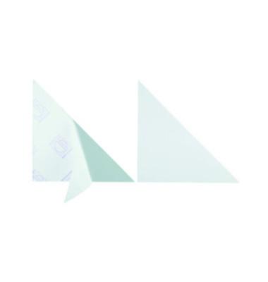 Dreiecktaschen sk Cornerfix transp. 175mm 8 St