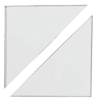 Dreiecktaschen sk Cornerfix transp. 75mm 100 St