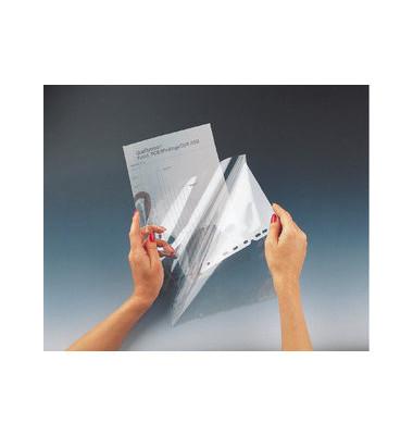 Schutzhüllen Duraframe transp. A4 100 Stück Farband
