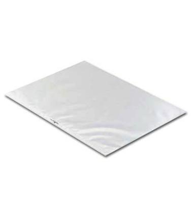 Tischflipcharthüllen A3-quer genarbt farblos 10 Stück