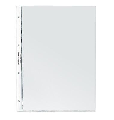 4345000 A4 Prospekhüllen glasklar 75my