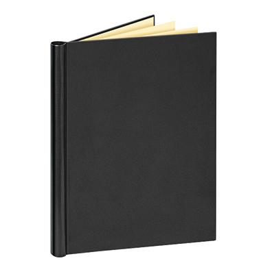 Klemmbinder A4 schwarz für ca.150 Blatt