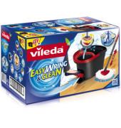 Easy Wring&Clean Wischmop rot/grau 496x306x298 Set