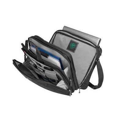 Notebooktasche Legacy 17Z schwarz bis 43,2cm m.Reißv.