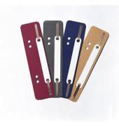 Heftstreifen kurz RC farbig sortiert 34x150mm 250 Stück