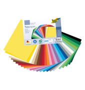 Tonpapier 130g weiß 50x70 cm