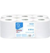 Toilettenpapier Special Mini Jumbo 402297 2-lagig 12 Rollen