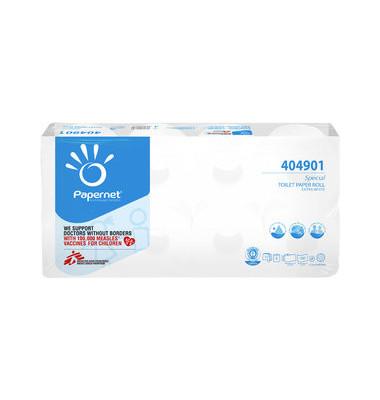 Toilettenpapier RC 3lg hochweiß 250 Blatt 9x8 Ro