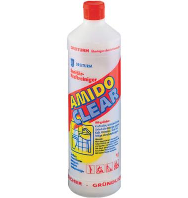Sanitär-Kraftreiniger Amidoclear Flasche 1 Liter