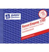 Kassa-Eingang 1703 A6 3x40 Bl