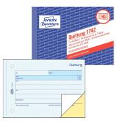 Quittung A6 quer Selbstdurchschreibend 2 x 40Blatt für Kleinunternehmer