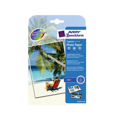 Inkjet-Fotopapier 13X18 230G 45 BL