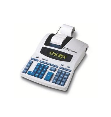 Tischrechner 1231X,12-stellig lichtgrau