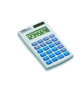 Taschenrechner 081X Solar-/Batterie LCD-Display lichtgrau 1-zeilig 8-stellig