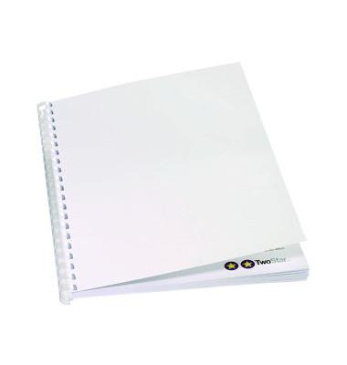 Umschlagkarton Traditional 421082 A4 Karton 350 g/m² silber matt 100 Stück