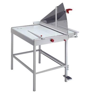 1080 Hebelschneider Schneidemaschine bis 4 mm inkl. Gestell