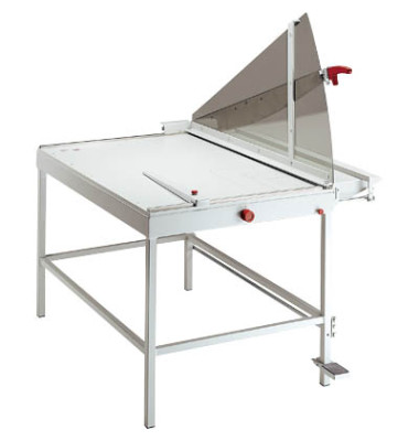 1110 Hebelschneider Schneidemaschine bis 4 mm inkl. Gestell