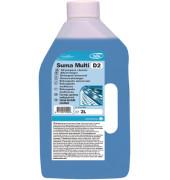 Universalreiniger Suma Multi D2 Flasche 2 Liter