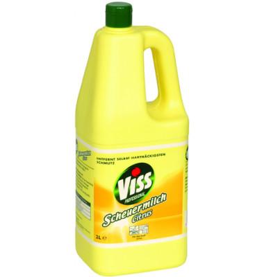 Scheuermilch Professional Citrus Flasche 2 Liter