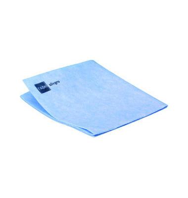 Universal-Reinigungstuch Viskose blau 30 x 40 cm