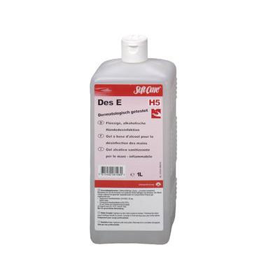 Handdesinfektionsmittel 7515925 DES E H5 Gel 1000 ml