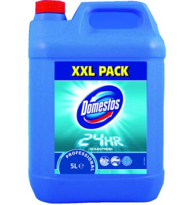 WC-Reiniger 24 h WC-Gel Ocean Fresh XXL-Pack Kanister 5 Liter