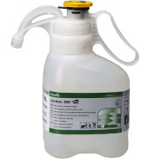Bodenreiniger Taski Jontec 300 Pur-Eco F4c SmartDose Flasche 1,4 Liter