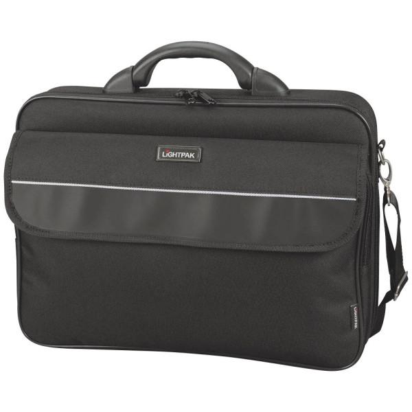 f05656e40784b Lightpak Notebooktasche Elite L schwarz bis 17 Zoll