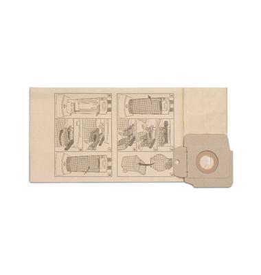 Staubsaugerbeutel für Teppichbürstsauger CV 30/1, CV38/1 etc. 10 Stück