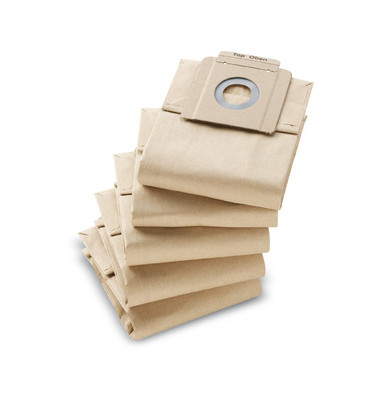 Staubsaugerbeutel für T 7/1 etc. 10 Stück