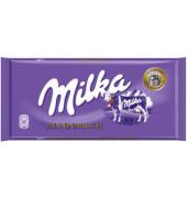 Schokolade Alpenmilch Tafel 100g
