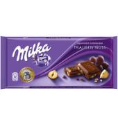 Schokolade Trauben-Nuss Tafel 100g