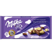 Schokolade Kuhflecken Tafel 100g