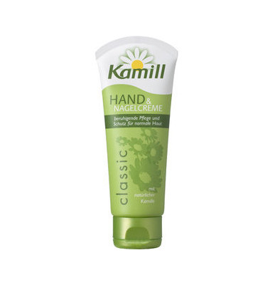 Kamill Hand- und Nagelcreme Classic 100 ml Tube